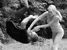 Du har trent judo i mange år, men du har (som de aller fleste du kjenner) aldri brukt noe av...
