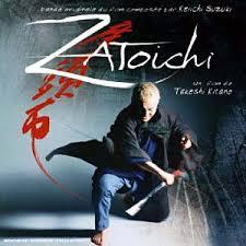 Hovedpersonen er en tilsynelatende en blind og svakelig massør. Fasaden skjuler imidlertid den mesterlig sverdkjemperen og samuraien Zatoichi. I en...
